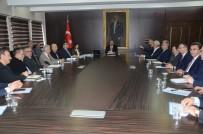 SİGORTA PRİMİ - 'Çalışma Hayatında Milli Seferberlik' Toplantısı Düzenlendi
