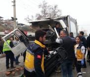 TAYTAN - Çöp Kamyonu Sürücüsü Hayata Tutunamadı
