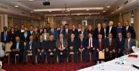 FATMA GÜLDEMET - DASEV'in Mütevelli Heyet Toplantısı Adana'da Yapıldı