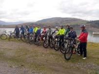 BALIK TUTMAK - EKOBİD'den Kız Kayası'na Bisiklet Turu