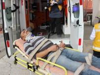 NECATI ÇELIK - Engelli Asansöründeki Topu Almak İsterken Bir Metreden Aşağıya Düştü