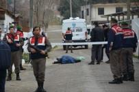 SARıKEMER - Eski Arkadaşı Tarafından Sokak Ortasında Öldürüldü
