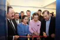 KADıOĞLU - Fahir İlkel Ortaokulu'nda Bilişim Sınıfı Açıldı