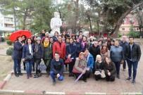 FOLKLOR - Folklor Oyuncuları'ndan Kırklareli'ne Ziyaret