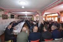 ŞIRINEVLER - Halk Günü Toplantılarının Dördüncüsü Yapıldı