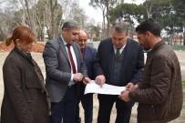 BALCı - Horozköy Modern Bir Sosyal Alana Kavuşuyor