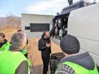 KALIFIYE - İş Makinesi Kullanan Operatörlere Eğitimi Düzenlendi
