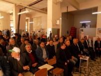 HALK BANKASı - Karacasu Esnaf Kooperatifi Olağan Mali Genel Kurulunu Yaptı