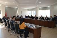 ÖZGÜR ÖZDEMİR - Karadeniz Bölgesi 6. Su Ve Kanalizasyon İdareleri Koordinasyon Toplantısı Trabzon'da Gerçekleştirildi