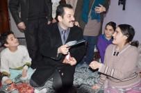 AHMET ÖZKAN - Kaymakam Özkan Engelli Çocukları Sevindirdi
