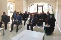 İSMAIL ÇIÇEK - Mardin'de 669 Kişi Hacca Gidecek