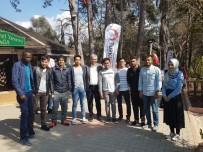TÜRKMENISTAN - Misafir Öğrenciler Kızılay'la Buluştu