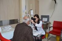 YAN ETKI - Niğde'de Göz İçi İğne Tedavisine Başlandı