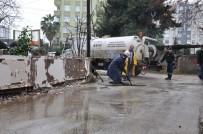 ÇÖP KUTUSU - Oprukçu Açıklaması ''Kanalizasyon Hatlarını Korumak Hepimizin Görevi''