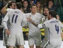GARETH BALE - Real Madrid, La Liga'da liderliği bırakmadı