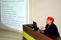 HASTA HAKLARI - Sağlıkçılara Hasta Mahremiyeti Ve Güvenli Transfer Eğitimi Verildi
