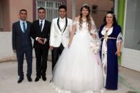 YUSUF KELLELI - Şırnaklı İle İsviçreli Genç Çift Antalya'da Dünya Evine Girdi