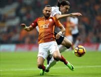 TÜRK TELEKOM ARENA - Galatasaray - Beşiktaş maç sonucu: 0-1