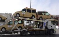 ÖNCÜPINAR - Suriyeli Polislerin Araçları Da Ülkelerine Gönderildi