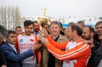 TALAS BELEDIYESI - Talas'ta Mahalleler Arası Futbol Turnuvası Düzenlendi