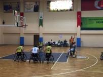 TEKERLEKLİ SANDALYE BASKETBOL - Tekerlekli Sandalye Takımı Seriyi Sürdürdü