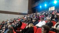 NAMIK KEMAL - 'Tekirdağlı Ünlü Bestekar Mehmet Reşat Aysu'yu Anma Gecesi'ne Yoğun İlgi