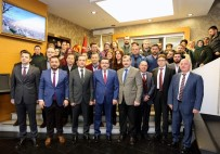 MUSTAFA YıLMAZ - 'Turizm Sektöründe Nitelikli İş Girişimlerinin Desteklenmesi Projesi' Açılış Toplantısı Yapıldı