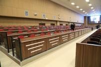DURUŞMA SALONU - Türkiye'nin En Büyük Duruşma Salonu FETÖ'cü Darbecileri Yargılamak İçin Hazır