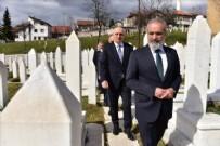 YALÇıN TOPÇU - Yalçın Topçu terörle mücadeleyi Bosna Hersek'te anlatacak