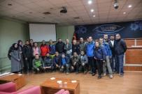ŞELALE - Van'da 'Dağcılık Ve Tırmanış Deneyimleri' Konferansı