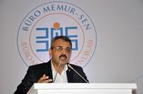 FAZLA MESAİ - Yanbaz Açıklaması 'Maliye Bakanlığı Ve GİB Çalışanları Maalesef Emeklerinin Karşılığını Alamamaktadır'