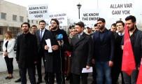 ÖLÜM YILDÖNÜMÜ - AK Parti Gençlik Kolları Genel Başkan Yardımcısı Enes Günay;