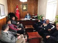 KALKıM - AK Partili Gider, Yenice'de Muhtarlarla Bir Araya Geldi