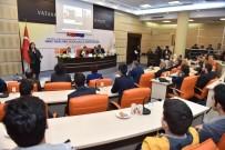 KAPANIŞ TÖRENİ - Akdeniz Belediyeler Birliği'nden Gençlere İstihdam Desteği