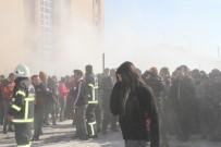 ARDAHAN BELEDIYESI - Ardahan'da Gerçeği Aratmayan Tatbikat