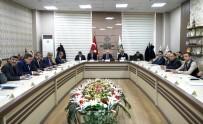 SARıLAR - AYKOME Üst Kurul Toplantısı Yapıldı