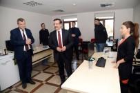 CUMALI ATILLA - Başkan Atilla, GABB Personeliyle Bir Araya Geldi