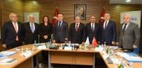 AYDIN VALİSİ - Başkan Çerçioğlu GEKA Toplantısına Katıldı