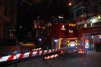 HAMIDIYE - Beyoğlu'nda Otel Çalışanı Çıktığı Çatıdan Apartman Boşluğuna Düşerek Hayatını Kaybetti