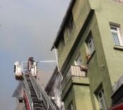 BİZ GELDİK - Beyoğlu'nda Yangın Paniği
