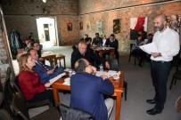 SERDAR KAYA - Bodrum Belediyesi Müdürlerine Yönetişim Semineri
