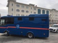 MEHMET AKIF ERSOY ÜNIVERSITESI - Burdur'da 10 Sanıklı FETÖ Davasının İlk Duruşması Başladı