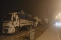 FERİBOT SEFERLERİ - Çanakkale'de Sis Etkisini Artırdı