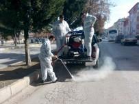 KıŞLAK - Çankırı Belediyesi Kışlak Mücadelesinin Startını Verdi