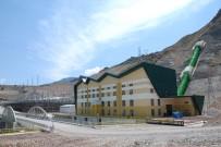 HİDROELEKTRİK - Çoruh'un Altın Bileziği Erzurum'un Yarısından Fazlasının Elektrik İhtiyacını Karşılıyor