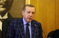 UÇUŞA YASAK BÖLGE - Cumhurbaşkanı Erdoğan Açıklaması 'Atılan Başlık Terbiyesizliktir'