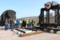 JEOLOJI - Demiryolu Projesinin Örneği KBÜ'ye Kuruldu
