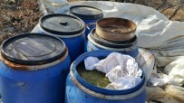 Diyarbakır'da 1 Ton 787 Kilo Esrar Ele Geçirildi