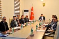 Erzincan'da Halk Oylamasına İlişkin Alınacak Tedbirler Görüşüldü