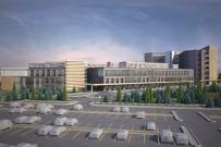 GİRESUN VALİSİ - Giresun'da 350 Yataklı Hastanenin İnşaatına Başlanıldı